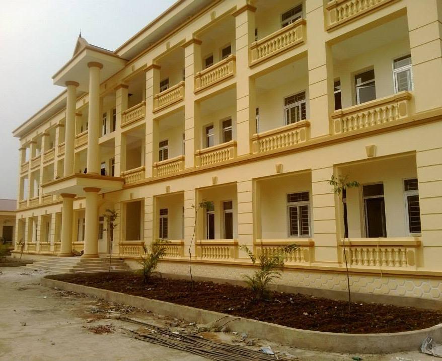 Cơ sở làm việc công an huyện Tân Uyên